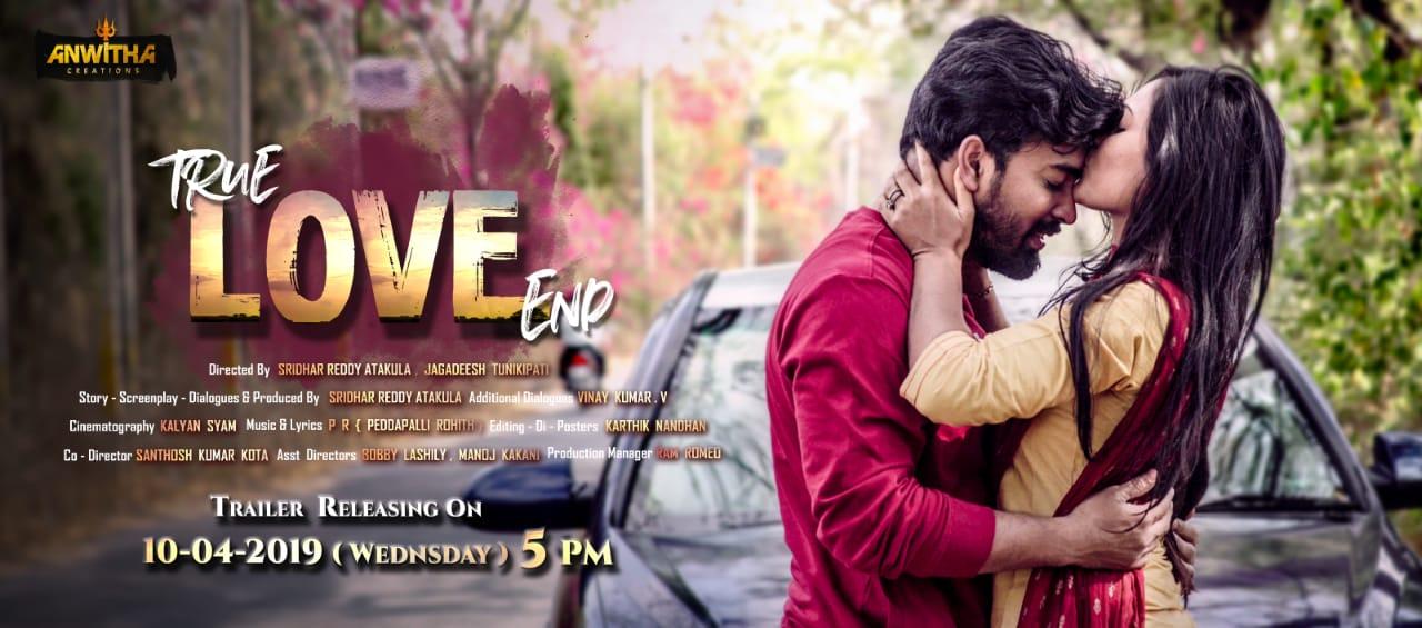 True Love End Independent Film Poster Latest Movie Updates Movie Promotions Branding Online And Offline Digital Marketing Services