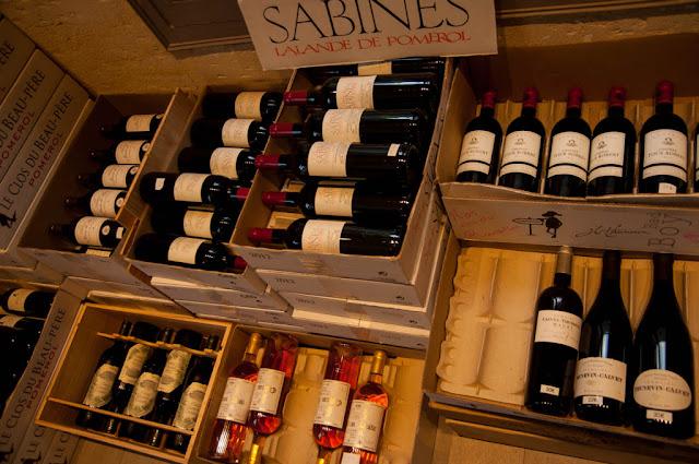 Vino Saint-Emilion