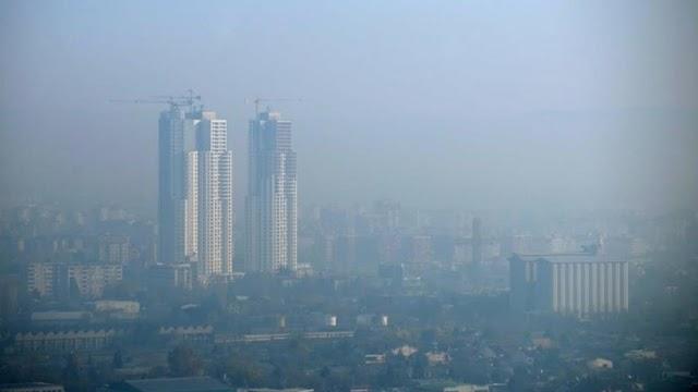 Mazedonien erstickt weiterhin im Smog