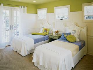 Dormitorio juvenil para chicas