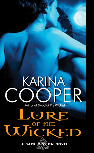 Lure of the Wicked by Karina Cooper - Cover - February 12, 2011