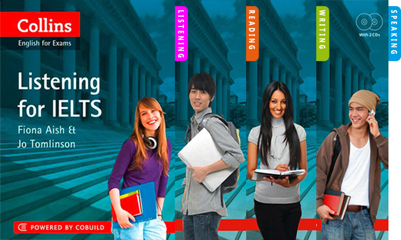 Collins Speaking For Ielts Ebook