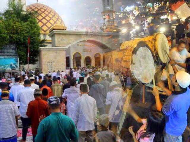 Malam Takbiran dan Idul Fitri di Maluku Berjalan Damai