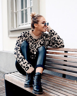 Ideas de outfits ANIMAL PRINT casuales que te haran ver autentica