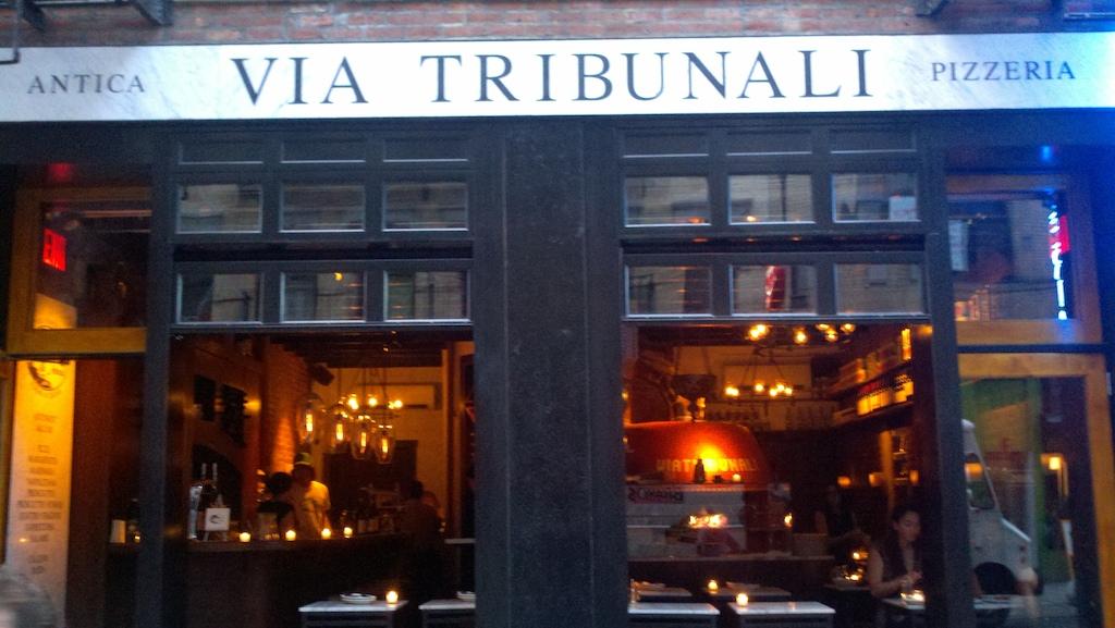 Via Tribunali Helsinki