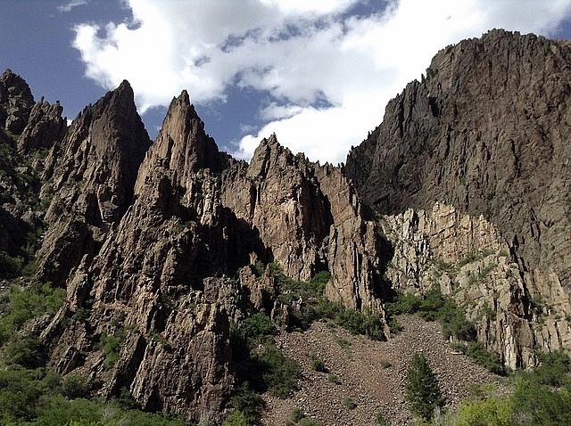 Black Canyon Of Gunnison National Par