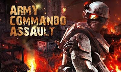 Army Commando Assault v1.10 Mod APK (Mod Money)