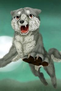 Chú chó có nghĩa - Ginga Nagareboshi Gin