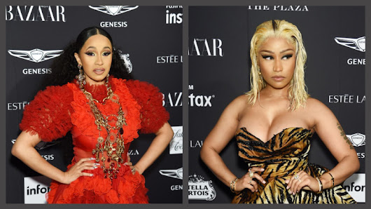 It's Unnecessary, Cardi B's Brawl with Nicki Minaj Didn't Have To Happen