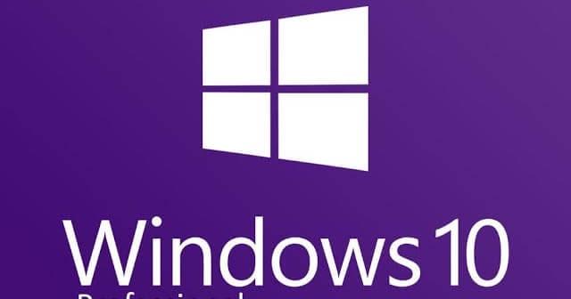 الفرق بين ويندوز 10 Home وويندوز 10 Pro