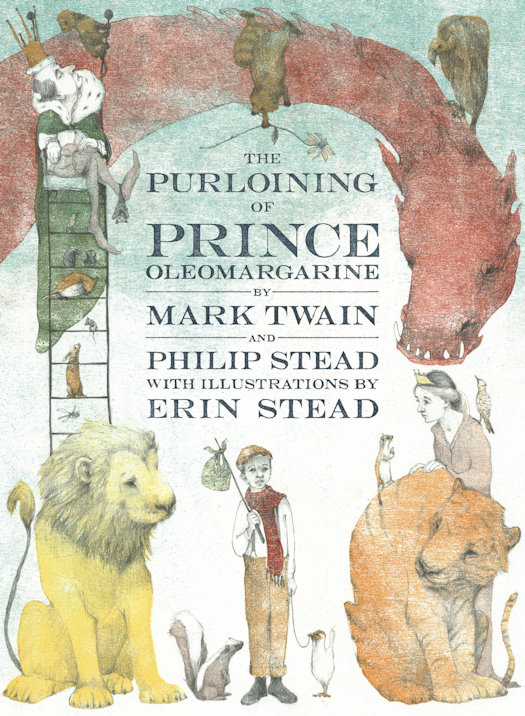Random House Children's Books to Release Never-Before-Published Unfinished Children's Story by Mark Twain...