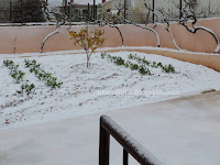snijeg Sutivan slike otok Brač Online