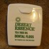 Desert Essence, Tea Tree Oil Dental Floss
