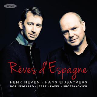 Reves d'Espagne - Henk Neven - Onyx