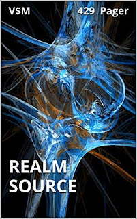 Realm Source - an epic space fantasy discount book promotion sites Vincent B. Moneymaker
