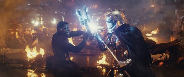 10 najlepszych momentów z trailera filmu The Last Jedi!