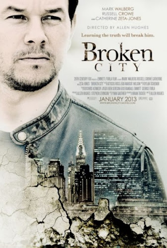 Broken City DVDRip Español Latino
