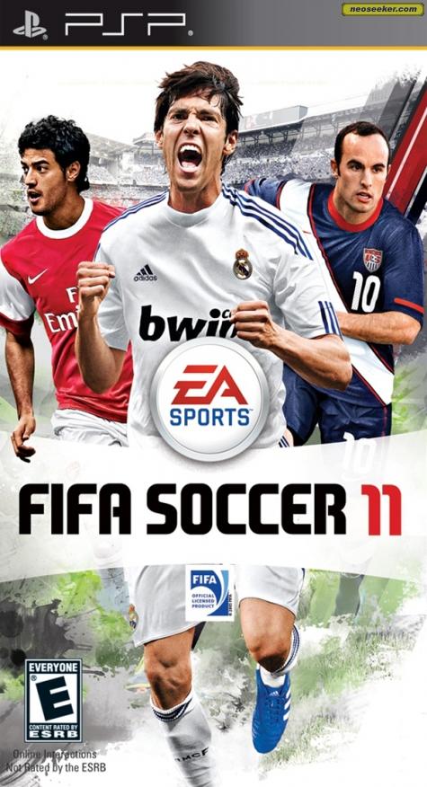 FIFA Soccer 11 - PSP - ISO Download