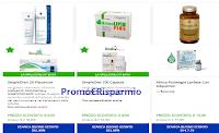 Logo Buoni sconto in Farmacia: scarica fino a 51 coupon (integratori, creme viso e corpo ,ecc)