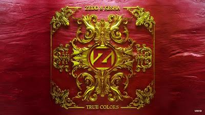 Zedd , Kesha - True Colors ( #Audio )