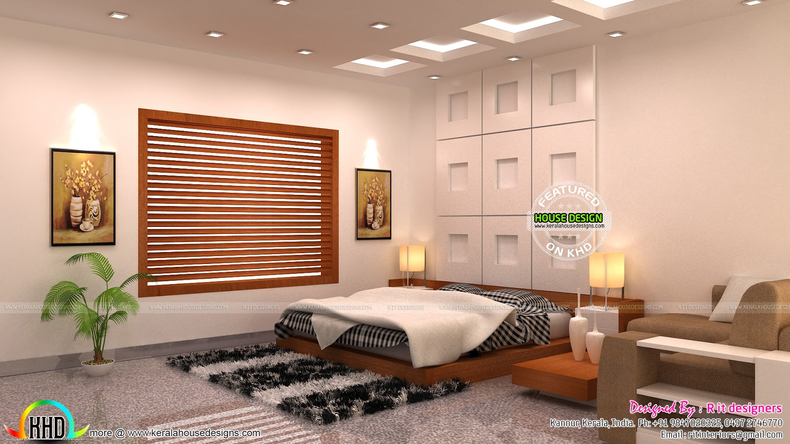 Interior Designs Of Year 2017 Trends Kerala Home Design And Floor Plans