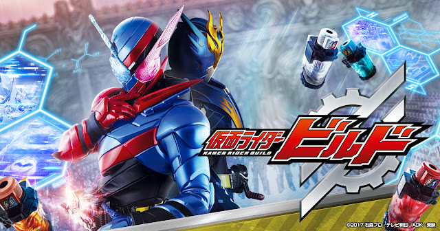 Kamen Rider Build Sub Indo