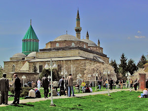 Mevlana Museum - Umroh Plus Turki April 2015