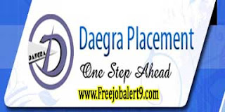 Daegra Placement Recruitment 2017 Jobs For Freshers Apply