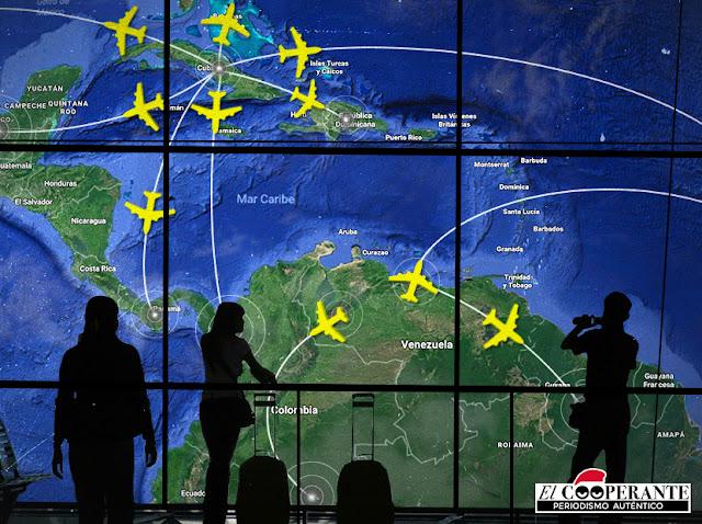 Más aislados que Cuba: Así quedó el sector aeroportuario tras cese de Copa