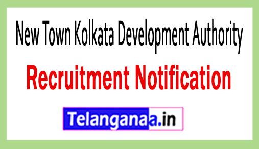New Town Kolkata Development Authority NKDA Recruitment