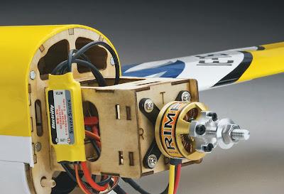 The basics of electric power: Brushless motors