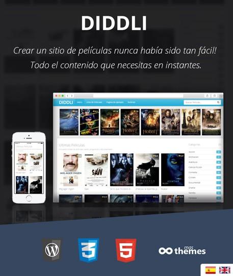 Diddli + Importador de Peliculas