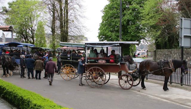 hevosvankkuri, Killarney