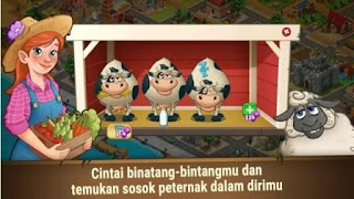 Farm Dream Village Harvest Mod Apk