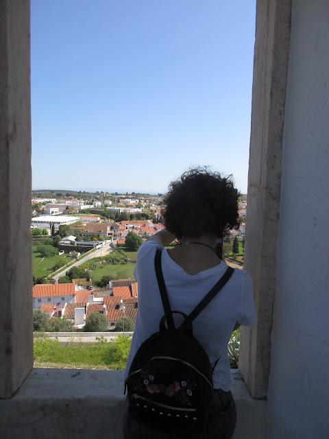 Vista de Estremoz