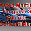 Aston Martin cars are sexy 580-hp Vanquish S Volante convertible