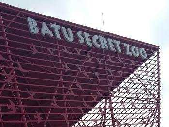 Liburan Keluarga Asyik di Secret Zoo Batu Malang