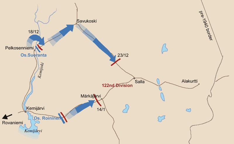 18 December 1939 worldwartwo.filminspector.com Battle of Salla