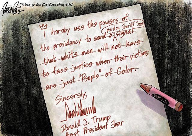Memo from Donald J. Trump: