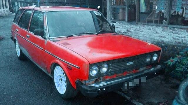 Fiat Mirafiori wagon