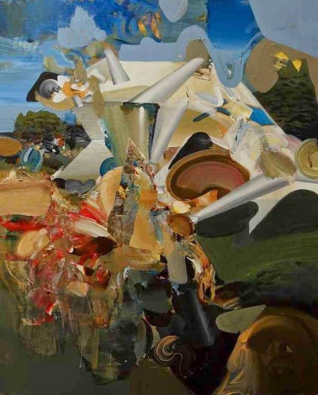 Язык внутреннего хаоса. Daniel Maczynski