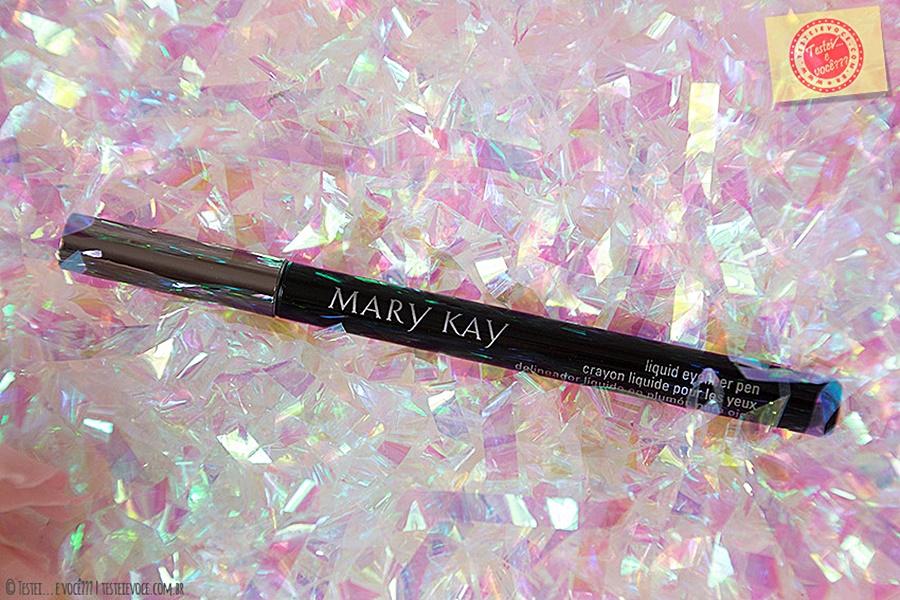 Delineador Líquido em Caneta – Mary Kay
