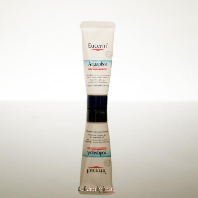 Descubriendo Eucerin fan kit. Ph5 lotion, micelar, aquaphor, sun fluid, aquaporin. Be fashion. Be beauty.