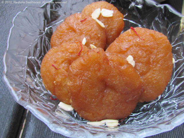 Indian sweet recipes