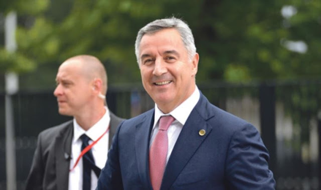 Albanian Parties of Montenegro support Milo Đukanović as President