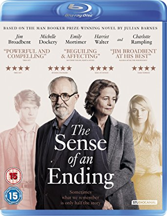 The Sense Of An Ending 2017 English 720p BRRip 950MB ESubs