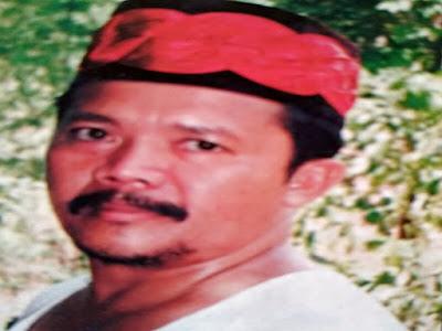 Gambar Bang Idin Jawara Kali Pesanggrahan