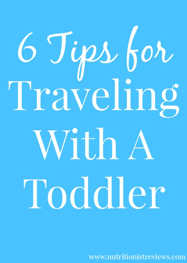 Tips and tricks for traveling with a toddler to make traveling fun and easier!