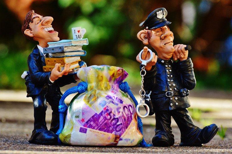 Penanganan koruptor