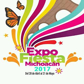 expo fiesta michoacán 2017